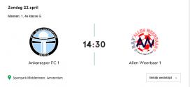 ANKARASPOR FC 1