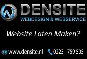 Website powered by Densite.nl